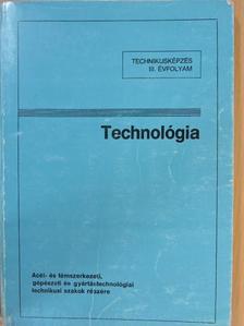 Dr. Márton Tibor - Technológia [antikvár]
