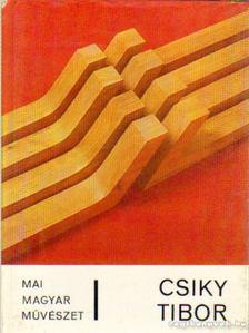 Hajdu István - Csiky Tibor [antikvár]