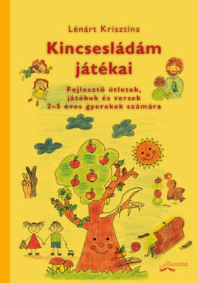 Lénárt Krisztina - Kincsesládám játékai - 2.kiadás