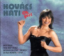 Kovács Kati - OH, YES! CD KOVÁCS KATI