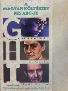 Gulyás Pál - A magyar költészet kis ABC-je [antikvár]