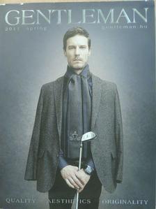 Bálint András - Gentleman Magazine 2011. tavasz [antikvár]