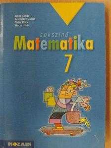 Dr. Kosztolányi József - Sokszínű matematika 7. [antikvár]