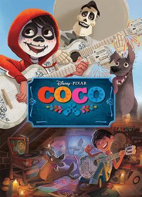 Coco - Filmkönyv