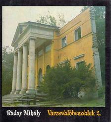 Ráday Mihály - Városvédőbeszédek 2. [antikvár]