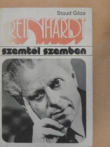 Staud Géza - Max Reinhardt [antikvár]