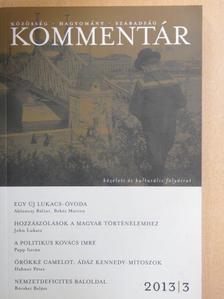 Ablonczy Bálint - Kommentár 2013/3. [antikvár]