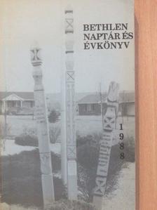 Áprily Lajos - Bethlen naptár és évkönyv 1988 [antikvár]
