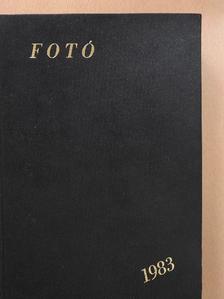Ágoston András - Fotó 1983. január-december [antikvár]