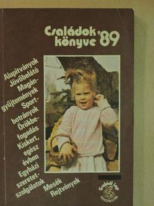 Alekszandr Szergejevics Puskin - Családok könyve 1989 [antikvár]