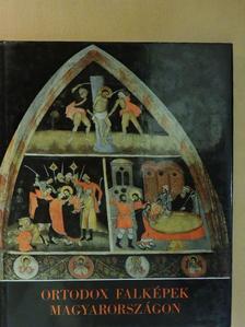 Nagy Márta - Ortodox falképek Magyarországon [antikvár]