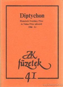 Balassa Péter - Diptychon [antikvár]