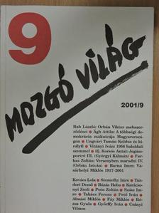 Ágh Attila - Mozgó Világ 2001. szeptember [antikvár]
