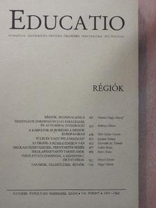 Horváth M. Tamás - Educatio 1997. ősz [antikvár]