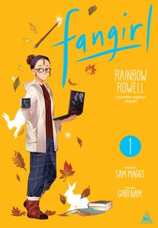 Rainbow Rowell - Rainbow Rowell: Fangirl 1.