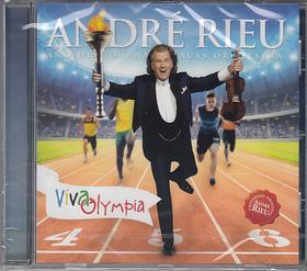 VIVA OLYMPIA CD ANDRÉ RIEU