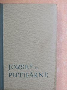 Thurzó Gábor - József és Putifárné [antikvár]