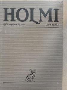 Babiczky Tibor - Holmi 2005. október [antikvár]