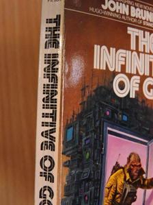 John Brunner - The infinitive of go [antikvár]