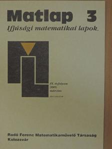 Furdek Attila - Matlap 2005. március [antikvár]