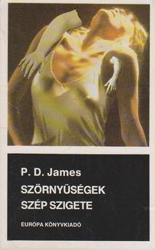 P. D. JAMES - Szörnyűségek szép szigete [antikvár]