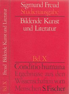 Sigmund Freud - Bildende Kunst und Literatur [antikvár]
