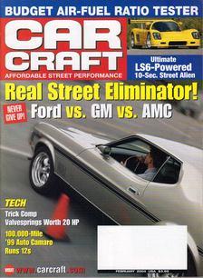 Jeff Smith - Car Craft 2004 February [antikvár]