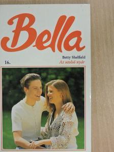 Betty Shelfield - Az utolsó nyár [antikvár]