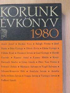 Aurelia Sirbu - Korunk évkönyv 1980 [antikvár]