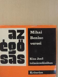 Mihai Beniuc - Az égő sas [antikvár]