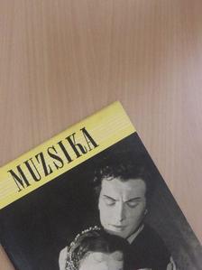 Darvas Gábor - Muzsika 1962. június [antikvár]