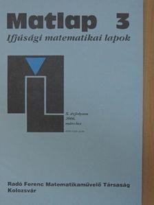 Csiki Zoltán - Matlap 2006. március [antikvár]