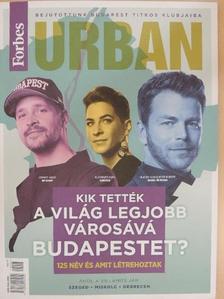 Bagi László - Forbes Urban 2017. [antikvár]