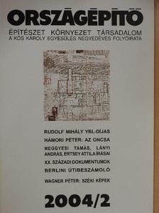 Ertsey Attila - Országépítő 2004/2. [antikvár]
