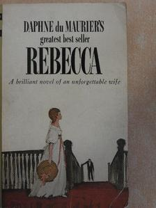 Daphne du Maurier - Rebecca [antikvár]