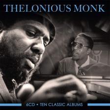 THELONIOUS MONK - TEN CLASSIC ALBUMS 6CD THELONIOUS MONK