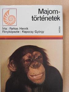 Farkas Henrik - Majomtörténetek [antikvár]