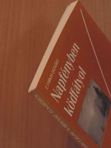 Z. Farkas Erzsébet - Napfényben ködfátyol/A holnap tükrében [antikvár]