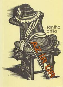 Sántha Attila - Az ír úr [antikvár]