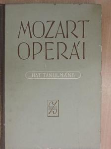 Kárpáti János - Mozart operái [antikvár]