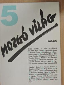 Ágh Attila - Mozgó Világ 2001. május [antikvár]