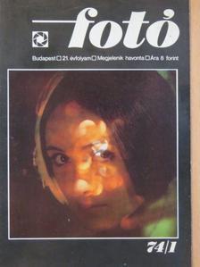 Ábel Péter - Fotó 1974. január [antikvár]