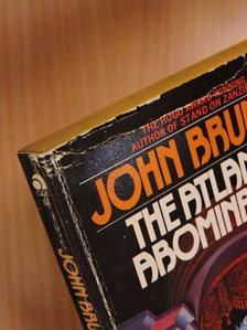 John Brunner - The Atlantic abomination [antikvár]