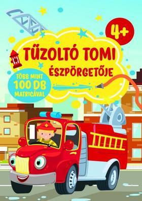 Szalay Könyvkiadó - Tűzoltó Tomi észpörgetője