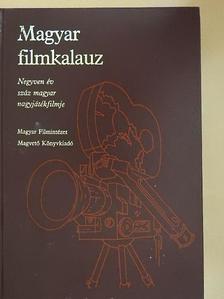András Ferenc - Magyar Filmkalauz [antikvár]