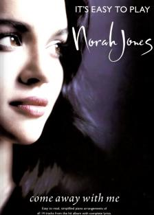 IT'S EASY TO PLAY NORAH JONES FOR PIANO