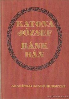 Katona József - Bánk Bán [antikvár]