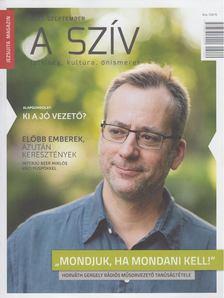 Horváth Árpád SJ (szerk.) - A szív - Jezsuita magazin 2017/09 [antikvár]