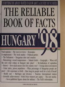 Arnold Mihály - The Reliable Book of Facts Hungary '98 [antikvár]
