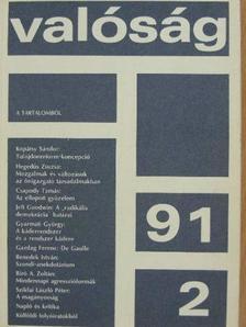 Andrej Szaharov - Valóság 1991. február [antikvár]